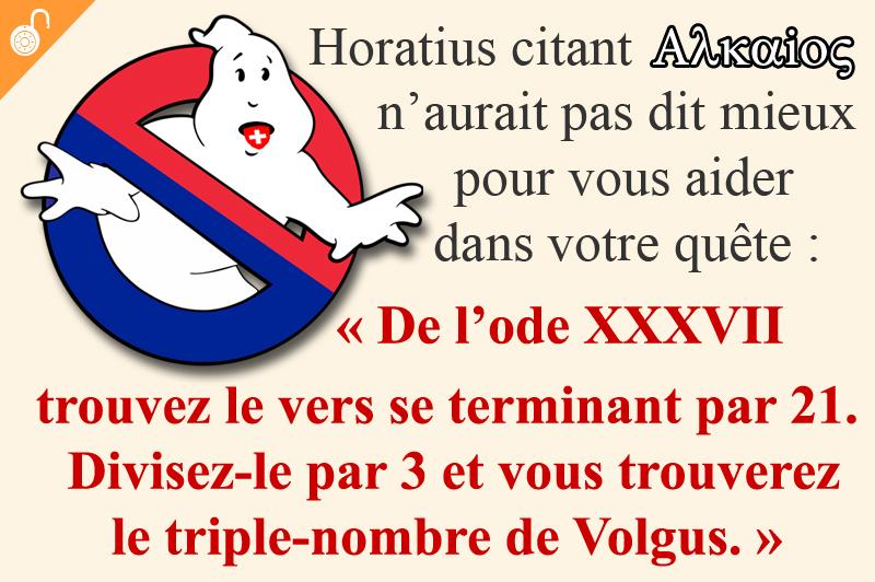 CenTropoS & GhostB : Chasses aux trésors avec le Portail du Mysterium n°01...