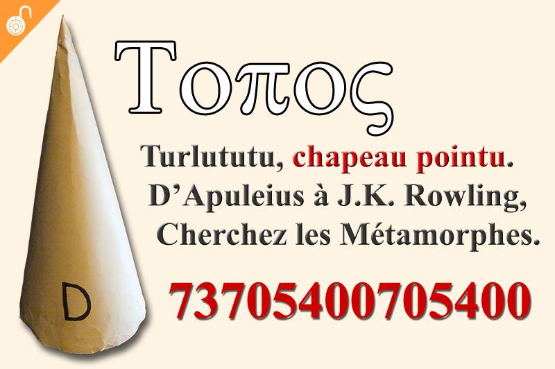 CenTropoS & Topos : Chasses aux trésors avec le Portail du Mysterium n°06...