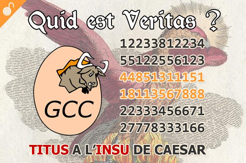 CenTropoS & Veritas: Chasses aux trésors en Bourgogne avec le Portail du Mysterium n°11...
